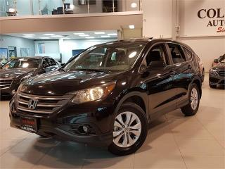 Used 2014 Honda CR-V EX-SUNROOF-BACK UP CAMERA-HEATED SEATS-ONLY 94KM for sale in Toronto, ON