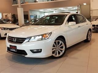 Used 2015 Honda Accord Sedan TOURING-NAVIGATION-CAMERA-LEATHER-SUNROOF-ONLY 86K for sale in Toronto, ON