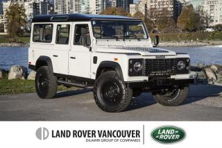 Used 2002 Land Rover Defender 110 for sale in Vancouver, BC