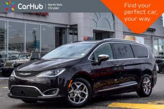 Used 2018 Chrysler Pacifica Limited|Adv SafetyTec Pkg|Pano_Sunroof|R_Start for sale in Thornhill, ON