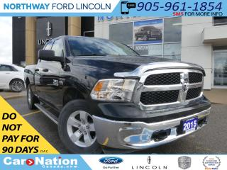 Used 2015 RAM 1500 ST | V8 | 4X4 | TOUCH SCREEN | BED LINER | for sale in Brantford, ON
