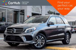 Used 2018 Mercedes-Benz GLE 400|AMG Styling|Memory Pkgs|Pano_Sunroof|H/K Audio|19