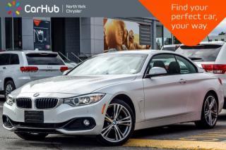 Used 2016 BMW 4 Series 428i xDrive AWD|GPS|Keyless_Entry|Backup Cam|Cruise|19