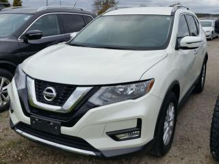Used 2017 Nissan Rogue SV for sale in Cambridge, ON