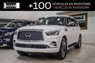 Used 2018 Infiniti QX80 for sale in Montréal, QC