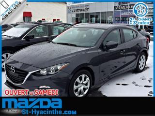Used 2015 Mazda MAZDA3 GX for sale in St-Hyacinthe, QC