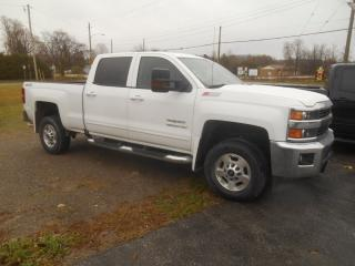 Used 2017 Chevrolet Silverado 2500 HD LT for sale in Omemee, ON