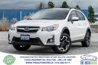 Used 2016 Subaru XV Crosstrek 1 OWNER NO ACCIDENTS REAR CAMERA TINTED CERTIFIED for sale in Bolton, ON