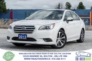 Used 2015 Subaru Legacy 3.6R w/Limited & Tech Pkg No accidents Certified for sale in Bolton, ON