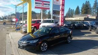 Used 2018 Honda Civic for sale in West Kelowna, BC