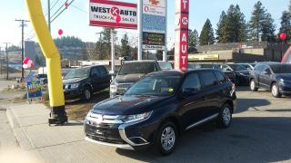Used 2018 Mitsubishi Outlander for sale in West Kelowna, BC