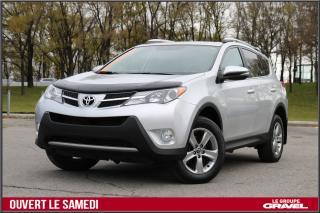 Used 2015 Toyota RAV4 Xle - Bluetooth for sale in St-Léonard, QC