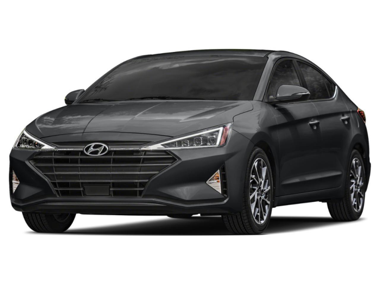 2019 Hyundai Elantra Luxury NO OPTIONS