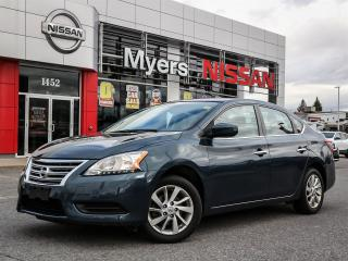 Used 2015 Nissan Sentra 1.8 SV for sale in Orleans, ON