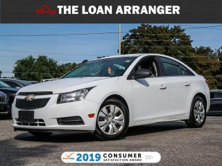 Used 2012 Chevrolet Cruze for sale in Barrie, ON
