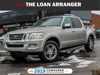 Used 2007 Ford Explorer Sport Trac for sale in Barrie, ON