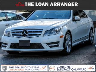 Used 2012 Mercedes-Benz C 300 4MATIC for sale in Barrie, ON