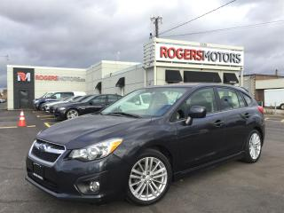 Used 2014 Subaru Impreza AWD - HATCH - 5SPD - SUNROOF - HTD SEATS for sale in Oakville, ON