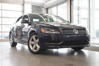 Used 2015 Volkswagen Passat 1.8 Tsi Comfortline * CUIR * TOIT * CAM for sale in Vaudreuil-Dorion, QC