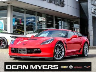 Used 2017 Chevrolet Corvette Grand Sport for sale in North York, ON