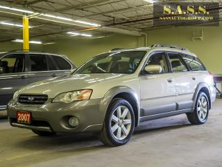 Used 2007 Subaru Outback for sale in Guelph, ON