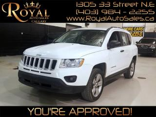 Used 2011 Jeep Compass North Edition for sale in Calgary, AB