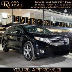 Used 2010 Toyota Venza *PRICE REDUCED* for sale in Calgary, AB