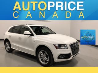 Used 2015 Audi Q5 3.0 TDI Progressiv NAVIGATION|PANOROOF|LEATHER for sale in Mississauga, ON