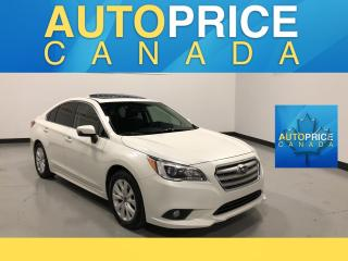 Used 2015 Subaru Legacy 2.5i Touring Package MOONROOF|ALLOYS for sale in Mississauga, ON