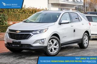 New 2019 Chevrolet Equinox LT Navigation & Heated Seats for sale in Coquitlam, BC