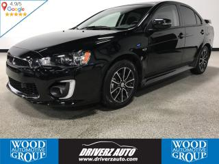 Used 2017 Mitsubishi Lancer SE LTD ACCIDENT FREE,AWD, SUNROOF, REARVIEW CAMERA for sale in Calgary, AB