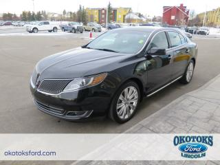 Used 2015 Lincoln MKS ecoboost for sale in Okotoks, AB