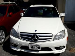 Used 2008 Mercedes-Benz C-Class 4dr Sdn 3.0L 4MATIC for sale in Scarborough, ON