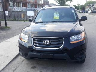 Used 2010 Hyundai Santa Fe FWD 4dr I4 Man GL for sale in Scarborough, ON