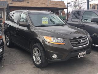 Used 2011 Hyundai Santa Fe AWD 4DR V6 AUTO GL for sale in Scarborough, ON