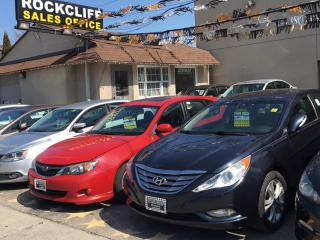 Used 2011 Hyundai Sonata 4dr Sdn 2.4L Auto Limited for sale in Scarborough, ON