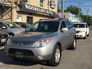 Used 2011 Hyundai Veracruz AWD 4dr Limited for sale in Scarborough, ON