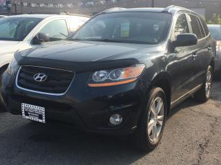 Used 2011 Hyundai Santa Fe AWD 4dr V6 Auto Limited for sale in Scarborough, ON