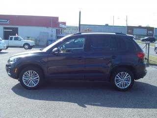 Used 2016 Volkswagen Tiguan for sale in Ancienne Lorette, QC
