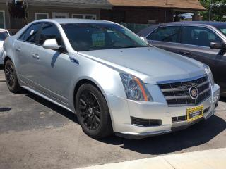Used 2010 Cadillac CTS SEDAN for sale in Scarborough, ON