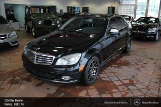 Used 2008 Mercedes-Benz C-Class C300 Awd, T.ouvrant for sale in Québec, QC