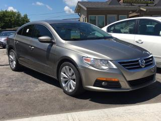 Used 2010 Volkswagen Passat CC 4dr DSG Sportline for sale in Scarborough, ON