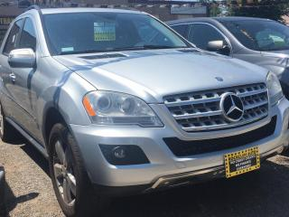 Used 2009 Mercedes-Benz ML-Class 4MATIC 4dr 3.5L for sale in Scarborough, ON