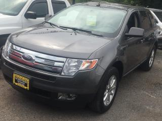 Used 2010 Ford Edge 4DR Sel AWD for sale in Scarborough, ON