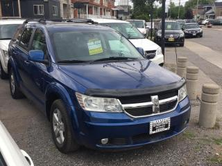 Used 2010 Dodge Journey FWD 4DR SXT for sale in Scarborough, ON