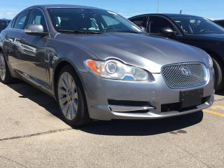 Used 2009 Jaguar XF 4dr Sdn Premium Luxury for sale in Scarborough, ON