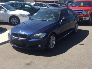 Used 2011 BMW 3 Series 4dr Sdn 323i RWD for sale in Scarborough, ON