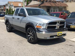 Used 2009 Dodge Ram 1500 4WD Quad Cab 140.5