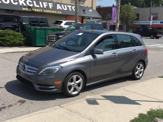 Used 2014 Mercedes-Benz B-Class 4dr HB B 250 Sports Tourer for sale in Scarborough, ON