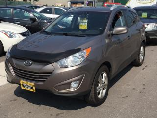 Used 2012 Hyundai Tucson FWD 4dr I4 Auto GLS for sale in Scarborough, ON